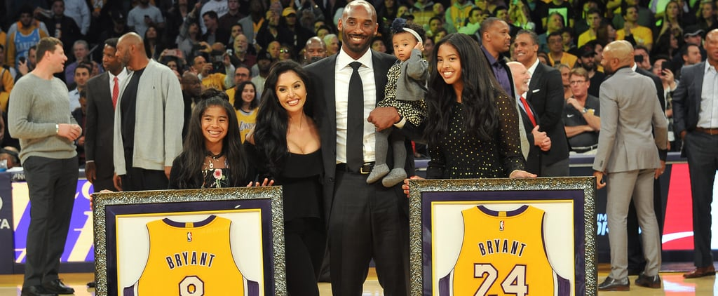 Widow's Letter to Kobe Bryant's Wife Vanessa About Loss