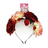 Ricky's Rose Flower Crown ($13)