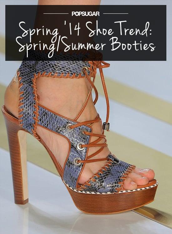Spring/Summer Booties