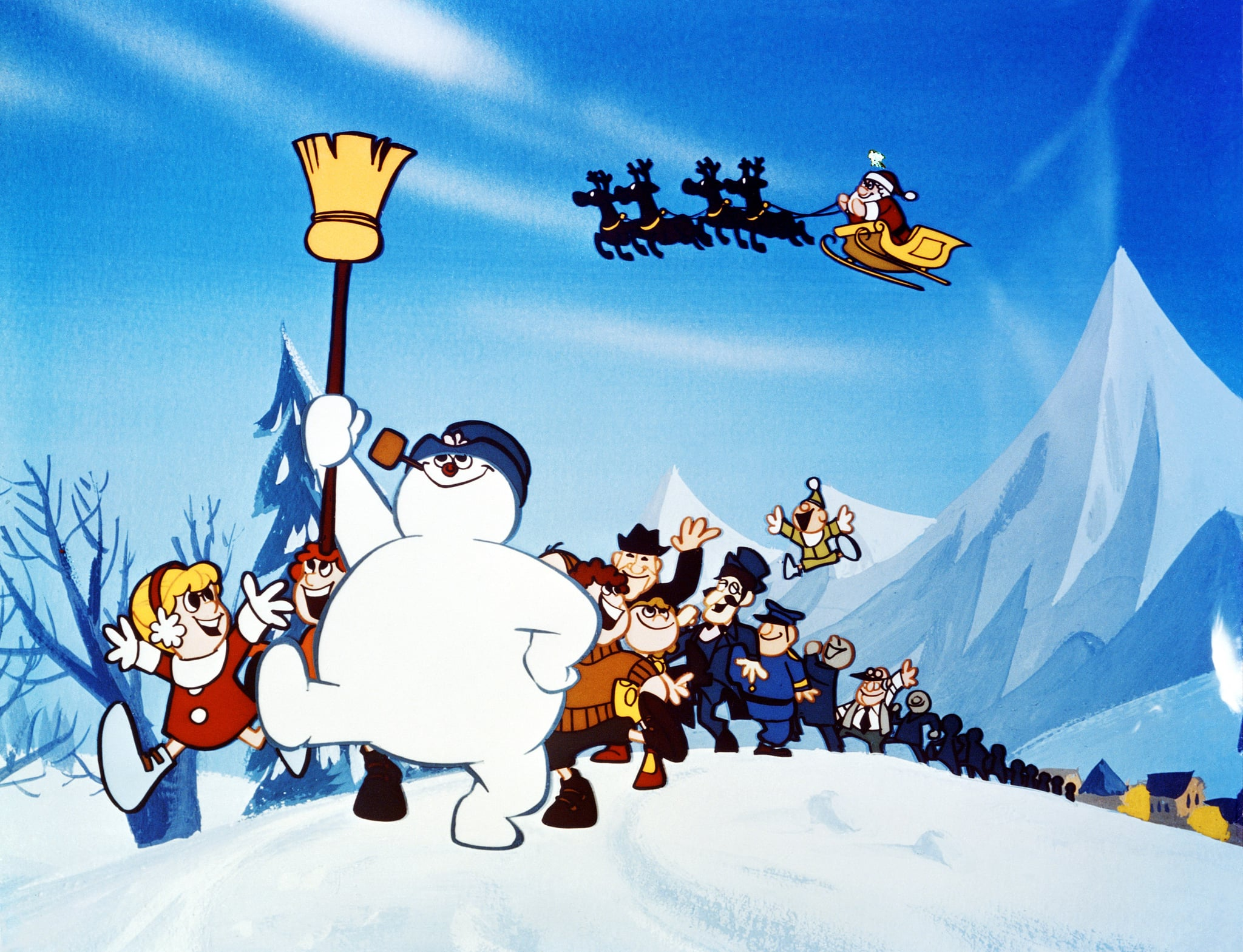 the 1969 animated frosty the snowman film will go down in history as one of the best holiday films of all time but it will also go down in history as one