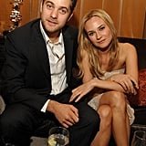 When he started dating Diane Kruger in 2006, he cleaned up his act.
