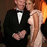 Jesse Tyler Ferguson and Julie Bowen attended the Fox after party.