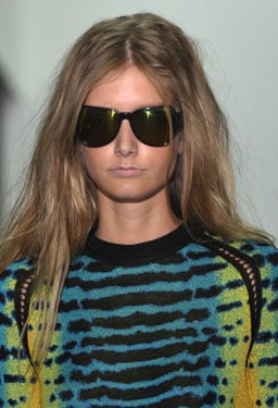 How-To: Get the Sexy, Beachy Waves From the Proenza Schouler Show