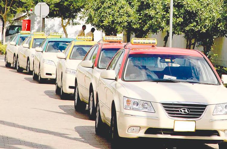 Dubai Taxi Drivers to Rate Happiness