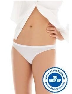 Simply Fab: Hanes Wedgie-Free Panties