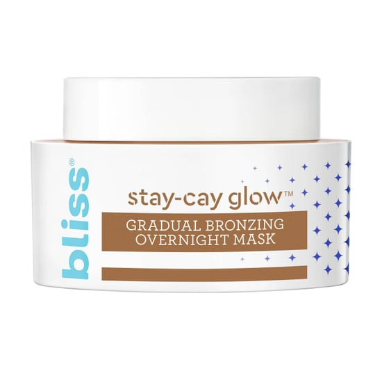 Bliss's Gradual Bronzing Overnight Mask Review