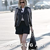 Kate Mara did some stylish shopping in LA on Wednesday.