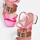 Marni Mid Heel Sandals