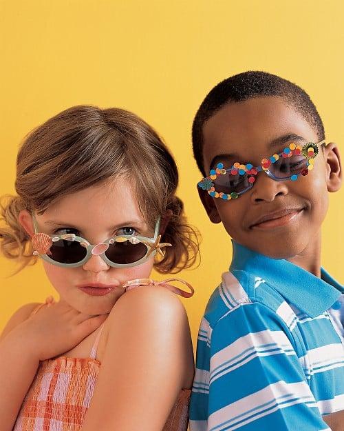 Glammed-Up Glasses