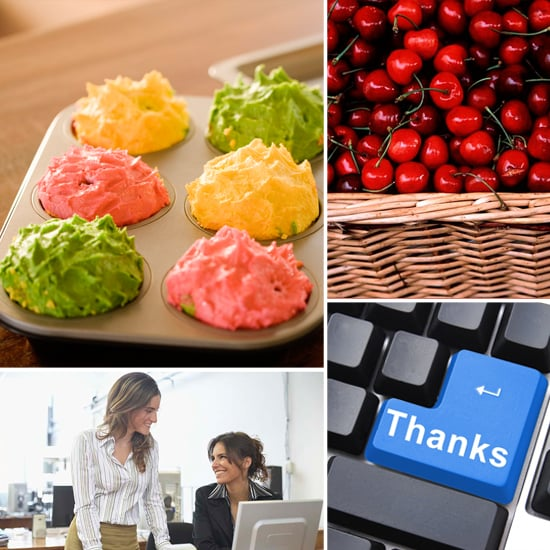 How to Thank Your Co-Workers or Boss