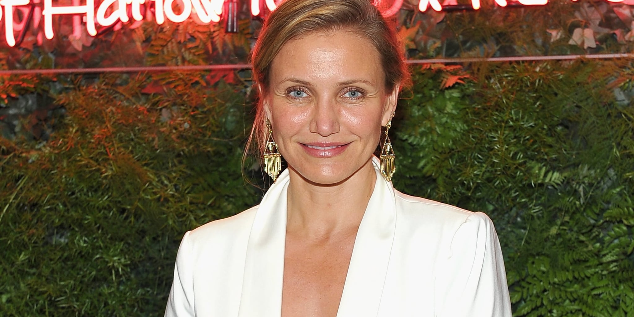 Cameron Diaz Is Spotted For the First Time Since Welcoming Daughter Raddix