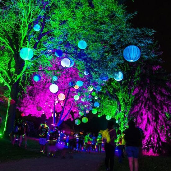 What is the Electric Run 5K?