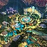 Concept Art For Universal's Epic Universe