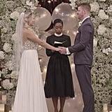 Did Giannina and Damien Get Married on Love Is Blind Season 1?