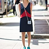 Style a Patriotic Dress With Sneakers