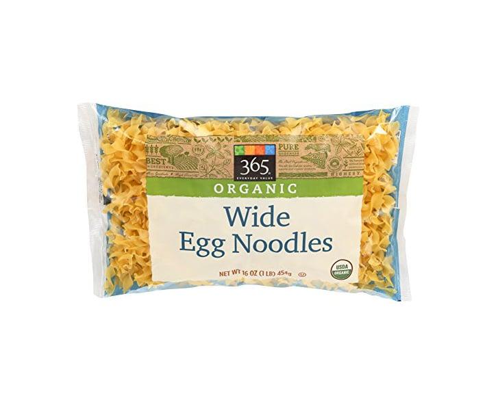 Organic Wide Egg Noodles