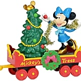 """Mickey's Christmas Village Collection """"Mickey's Holiday Tree Car"""""""