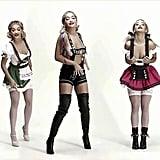 Rita Ora's Love Advent Video