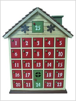 Reinventing the Advent Calendar