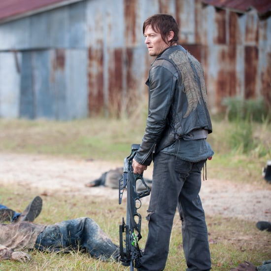 What Do Daryl's Angel Wings on The Walking Dead Mean?