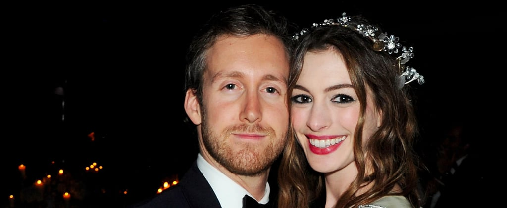Anne Hathaway Predicted She Would Marry Her Husband Before Their First Date