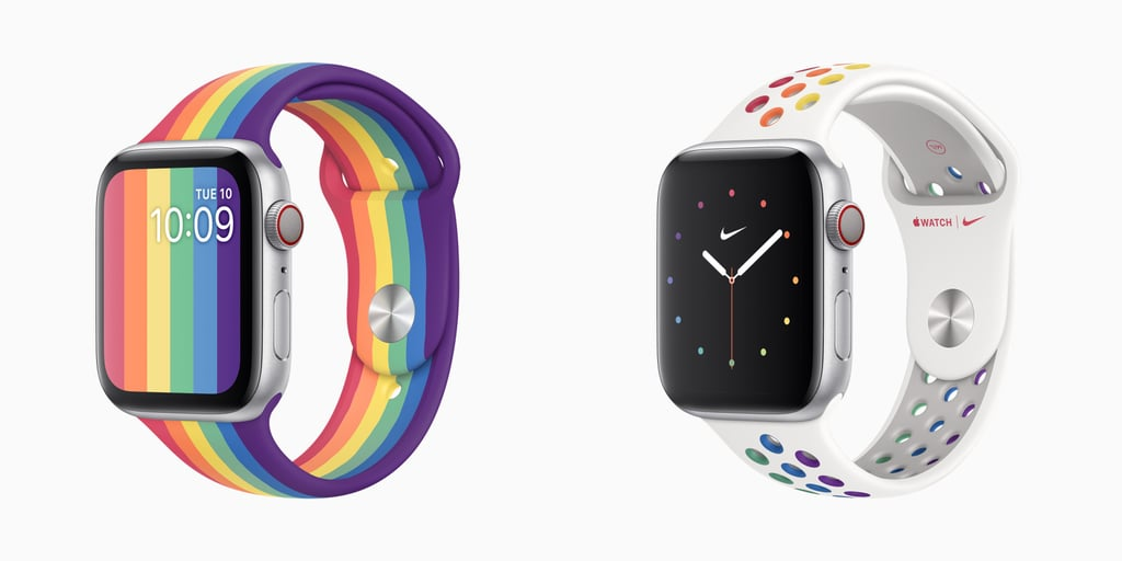 Apple Released 2 Pride Edition Sport Bands For Apple Watch