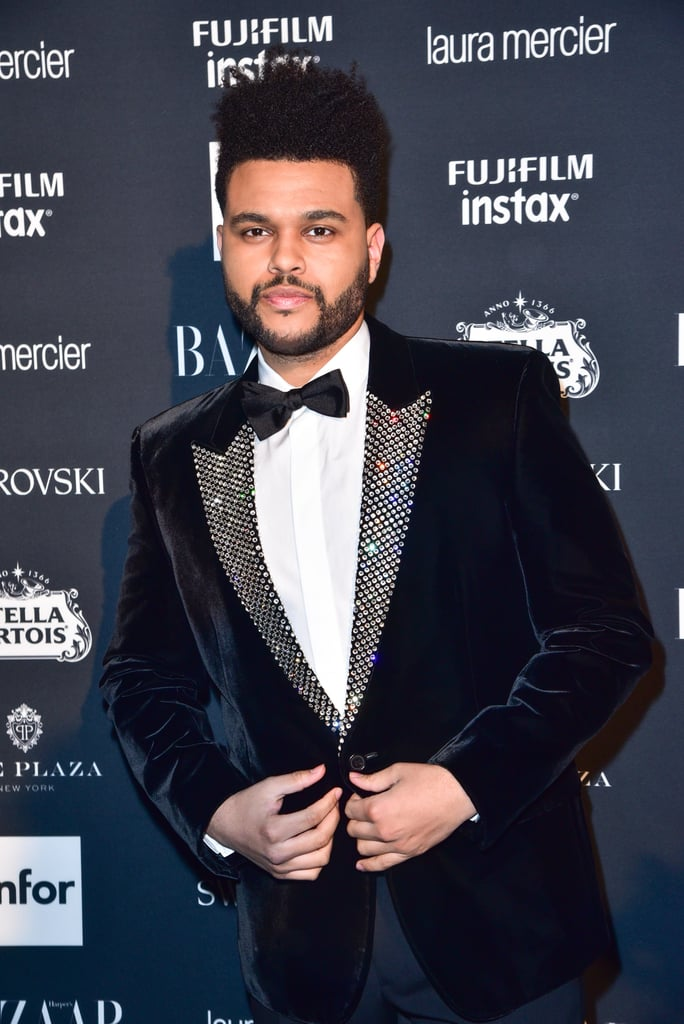 The Weeknd's Fade Haircut In 2017