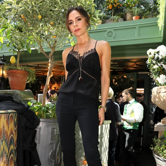 Victoria Beckham Lace Cami