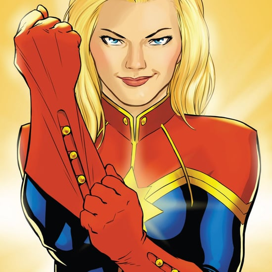 What Are Captain Marvel's Powers?