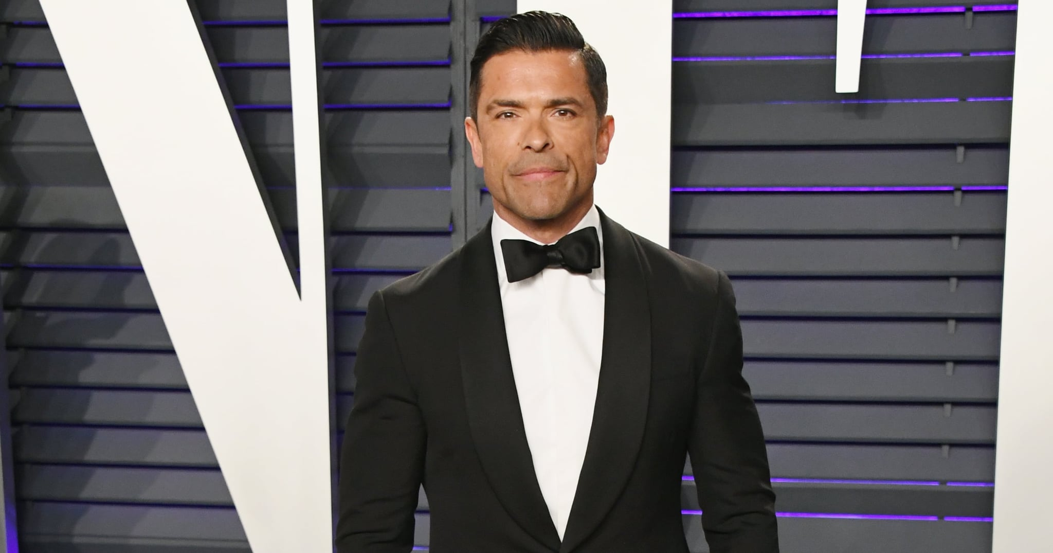 This Throwback Photo of Mark Consuelos Proves He Hasn't Changed a Bit