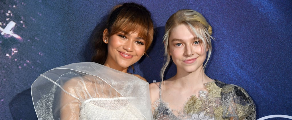 Zendaya Helps Euphoria Fan Meet Hunter Schafer