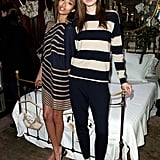 Stella McCartney Debuts Sleek Lines, Preppy Accents For Pre-Fall '11