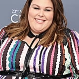 Chrissy Metz's Dress at Critics' Choice Awards 2018
