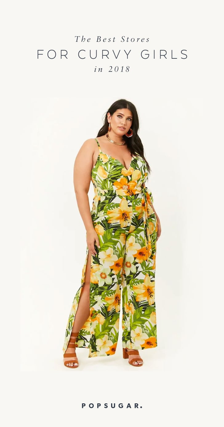 Best Plus-Size Stores Online For Cute, Stylish Clothing