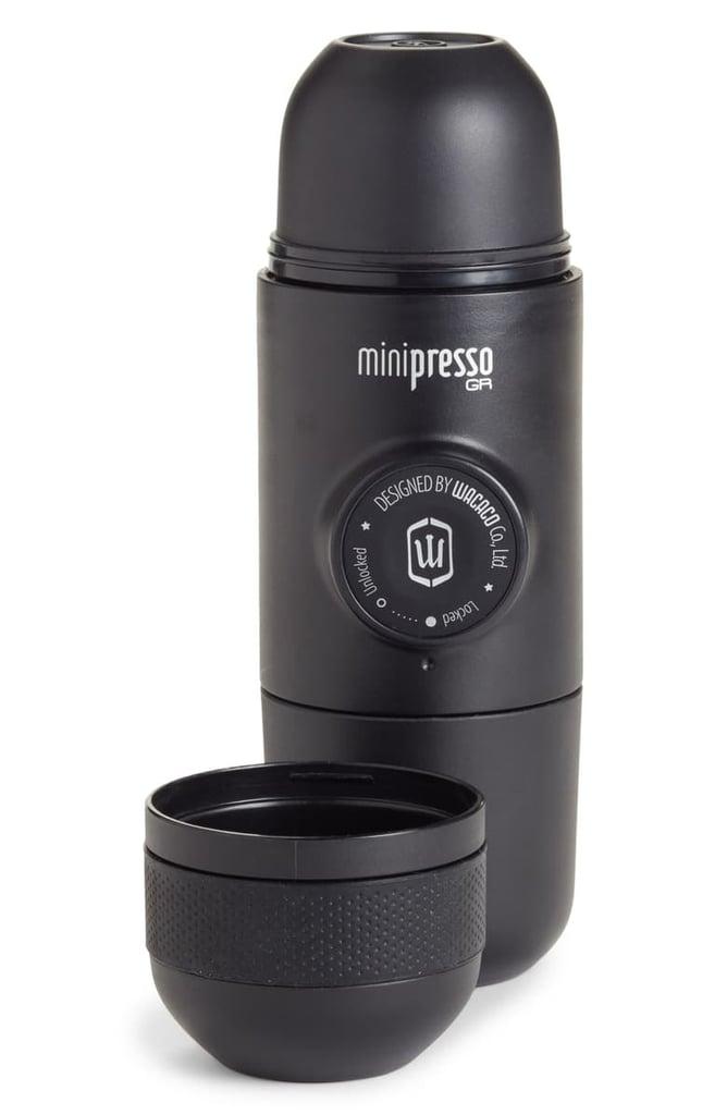 Soda Says x Wacaco Minipresso GR Portable Espresso Machine
