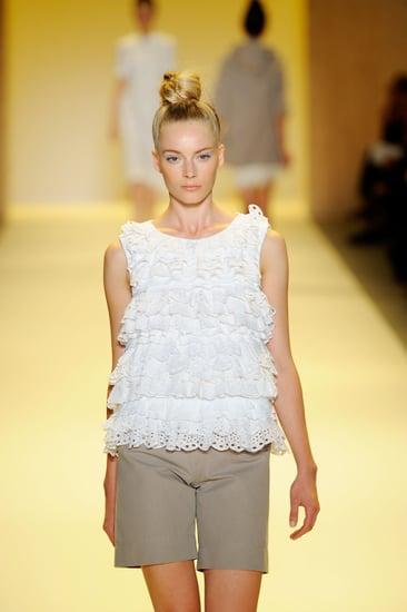 Spring 2011 New York Fashion Week: ADAM