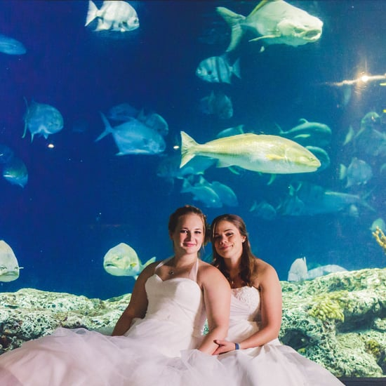 Aquarium Wedding Ideas