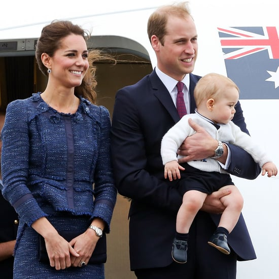 Best Pictures From 2014 Royal Tour