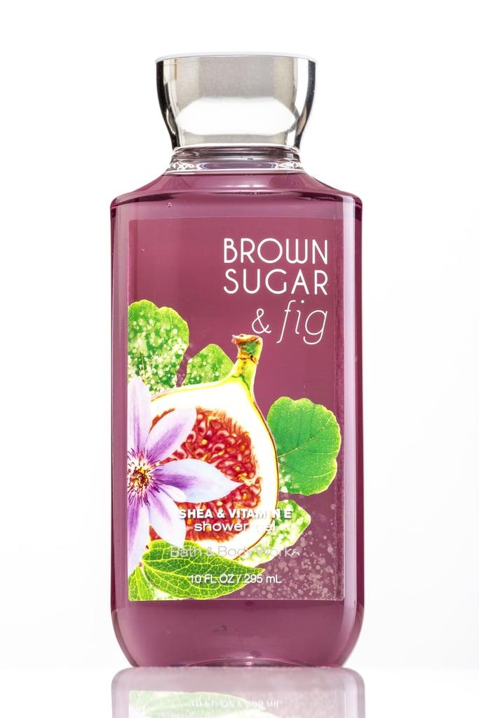 Bath & Body Works Brown Sugar & Fig Shower Gel