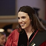 Christin at the 2018 Harvard T.H. Chan School of Public Health's convocation on May 23.