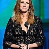 And Julia Roberts Showed Up to Present