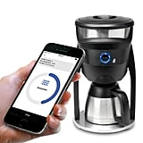 Smartphone-Controlled Coffee Maker