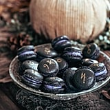 Harry Potter Dark Magic Macarons