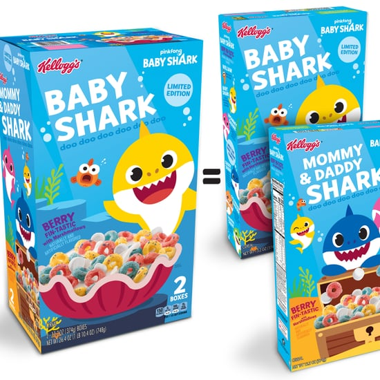 Where to Buy Kellogg's Baby Shark Cereal