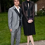 Jamie Cullum and Sophie Dahl