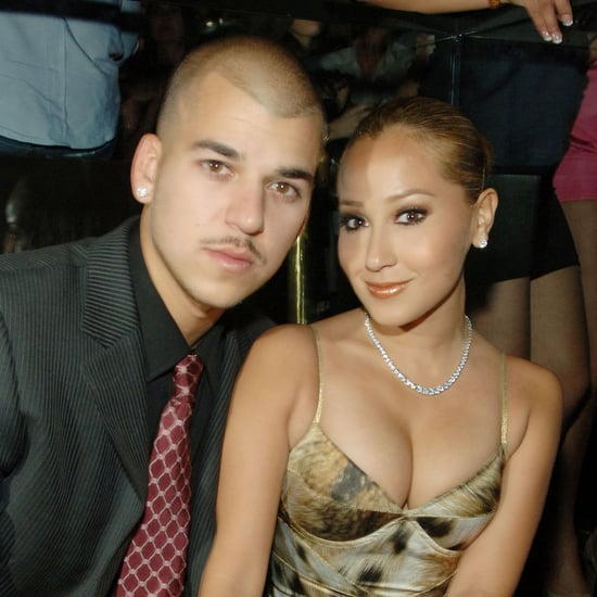 Rob Kardashian Responds to Adrienne Bailon