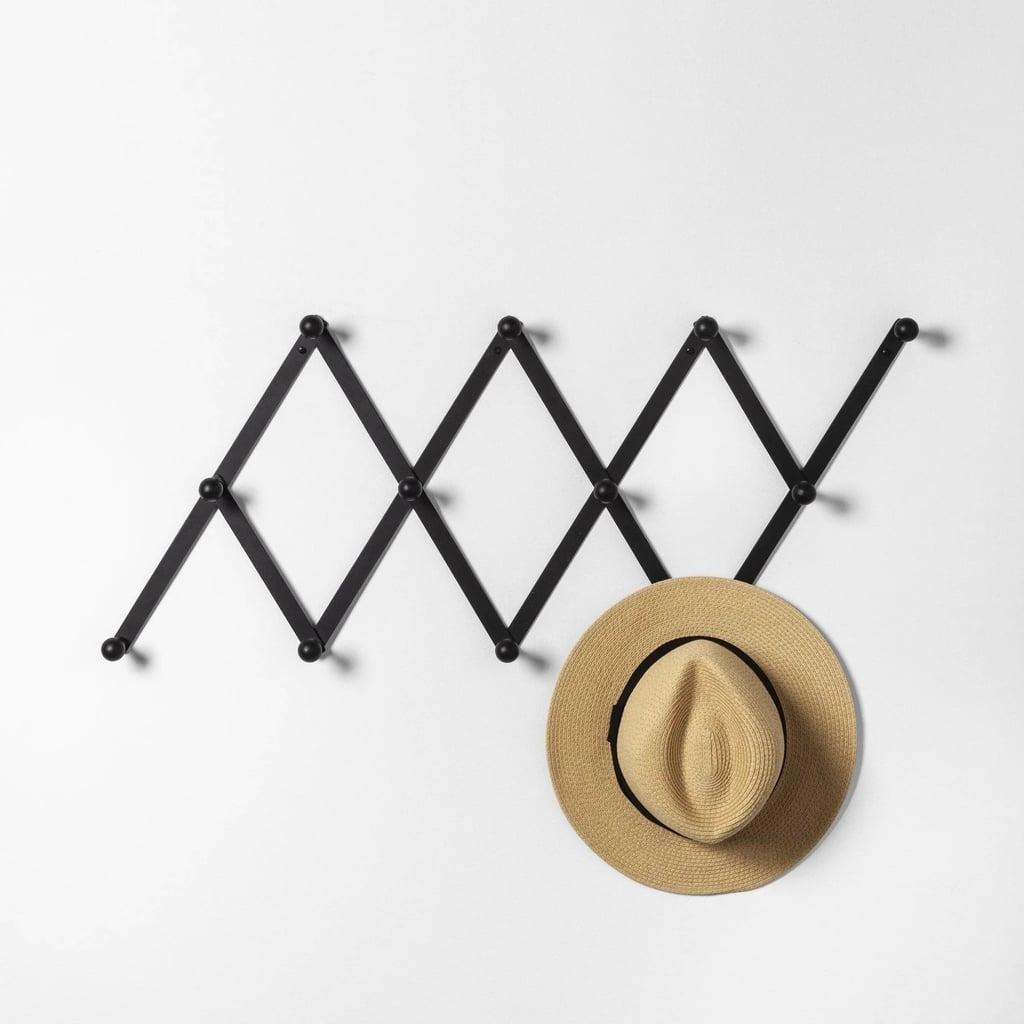 Black Hook Rack