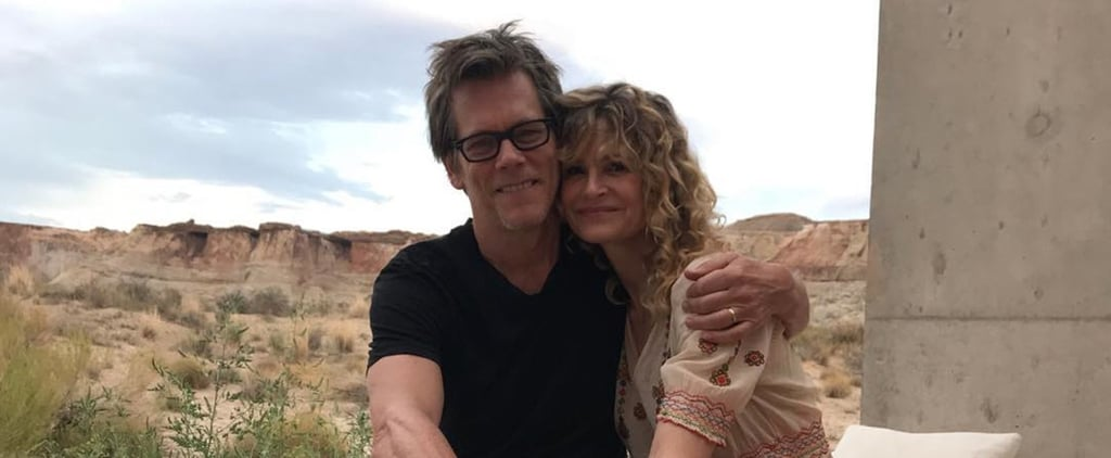 Kevin Bacon and Kyra Sedgwick Celebrate Anniversary 2018