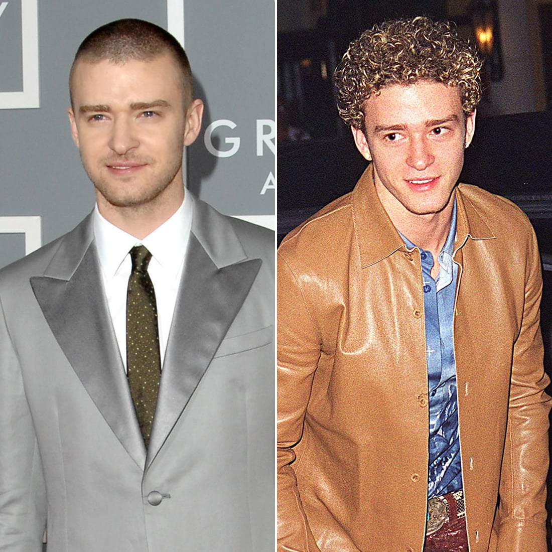 Justin Timberlake Better With Long Or Short Hair Is Johnny Depp Hotter With Short Hair Popsugar Celebrity