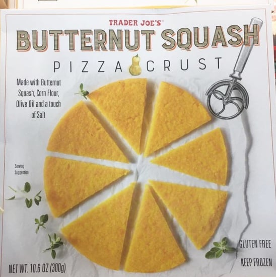 Trader Joe's Butternut Squash Pizza Crust